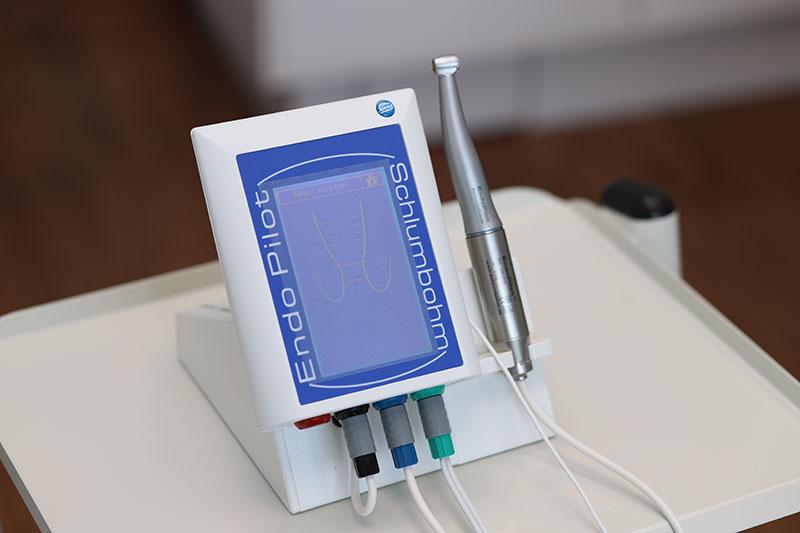 Endodontologie in der Zahnarztpraxis Germeshausen mit modernsten Geräten